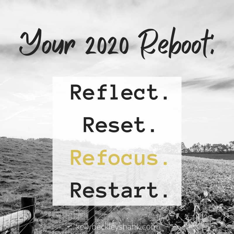 Know When to Refocus