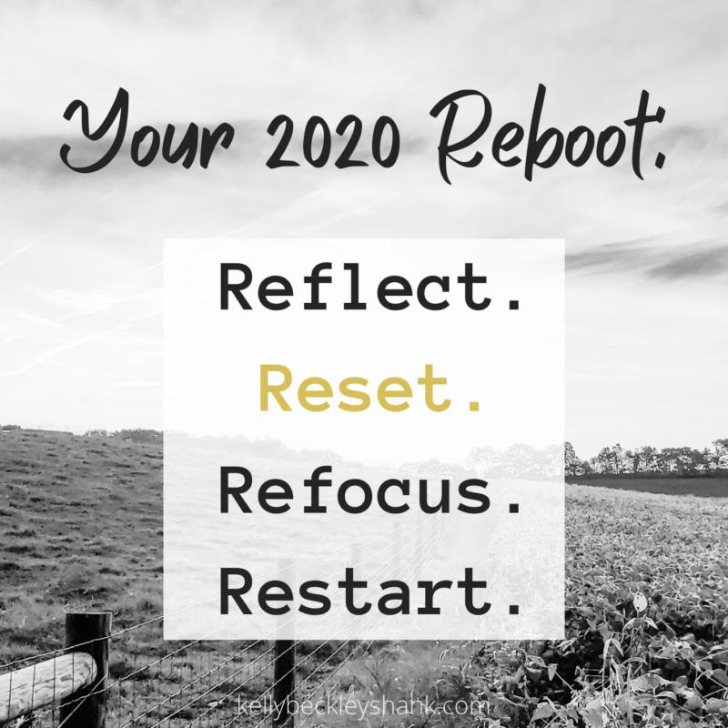 Reset Your Internal Monologue